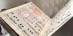 Kantu liturgikoak: etapak