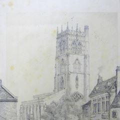 Iglesia de Saint Margharet, Leicester (Inglaterra)