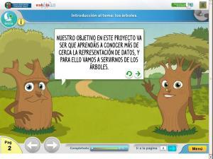 Representación de datos: Los árboles