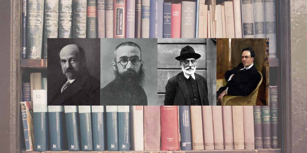 Conoce a los autores e identifica las obras de la Generación del 98