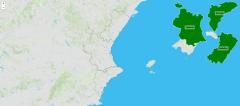 Provinces of the Autonomous Region of Valencia