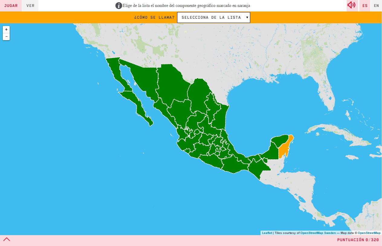 Estats de Mèxic