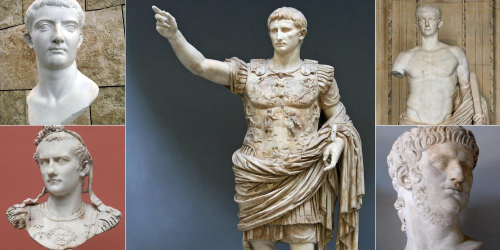 Dinastía Xullo-Claudiana
