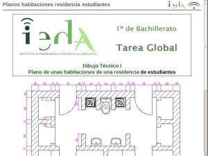 Planos habitaciones residencia estudiantes