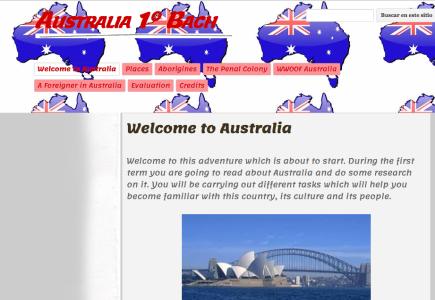 Australia 1º Bachillerato