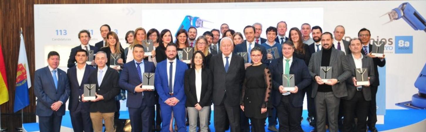 Garnica, galardonada en los  VIII Premios Asepeyo a las mejores prácticas preventivas