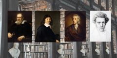 Modern philosophy: authors