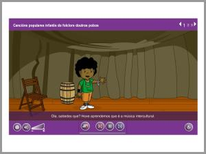 Cancións populares infantís do folclore doutros pobos