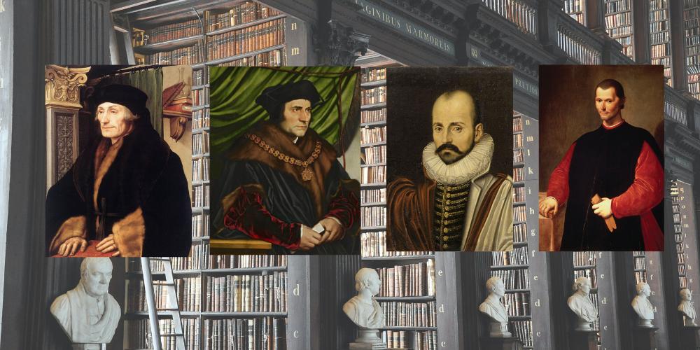 Autores de la filosofía renacentista