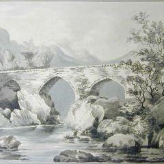 Puente de Bettwyn, Carmerthenshire (Gales)