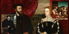 Carlos I de España: vida y contexto histórico (difícil)