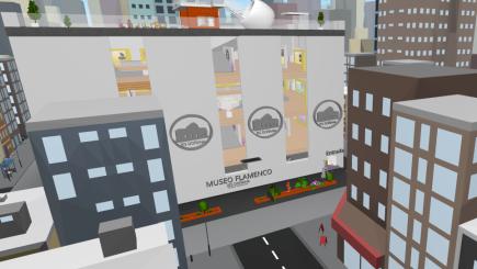 Museo Flamenco Interactivo en Realidad Virtual