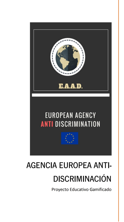 AGENCIA EUROPEA ANTI DISCRIMINACIÓN