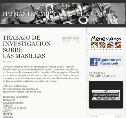 FPB MANTENIMIENTO DE VEHICULOS