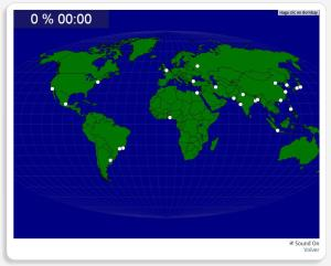 El Mundo: Las 25 Ciudades más grandes. Seterra