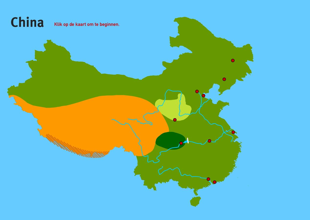 China KB. Topo VMBO