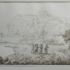 Castillo de Pizzo, Calabria (Italia)