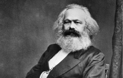 Materialismo histórico. Karl Marx