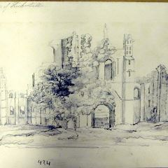 Abadía de Kirkstall (Inglaterra)
