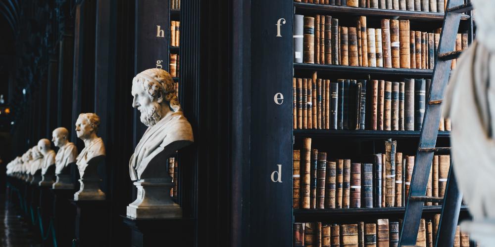 Filosofia ocidental: eras