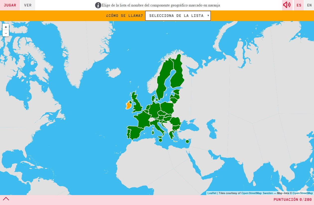 États de l'Union européenne