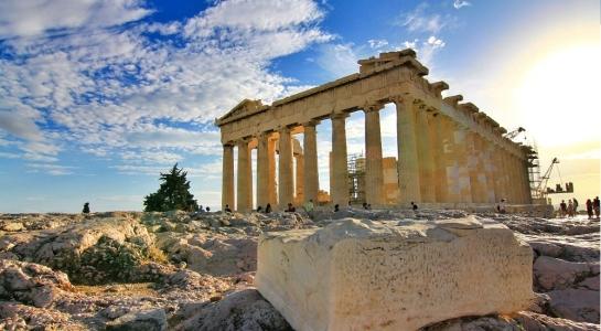 Arte clásico: Grecia
