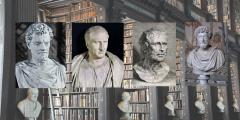 Philosophie romaine: auteurs