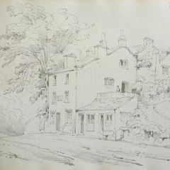 Casas de Matlock Bath (Inglaterra)