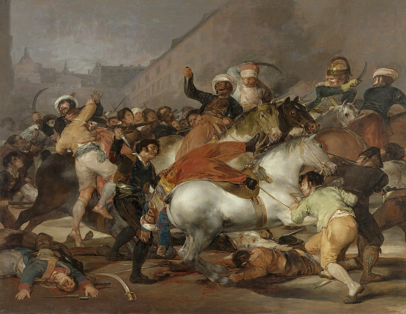 XIXe siècle en Espagne (difficile)