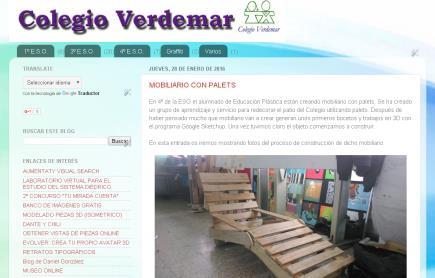 Blog de Educación Plástica Colegio Verdemar