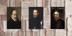 Autores y obras de la literatura española del Barroco y del Siglo De Oro