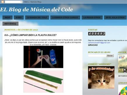 EL BLOG DE MUSICA DEL COLE