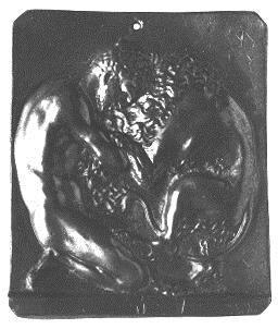 Hércules luchando con el león Nemea