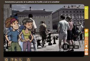 Características generales de la población de Castilla y León en la actualidad