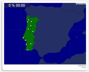Portugal: Ciudades. Seterra