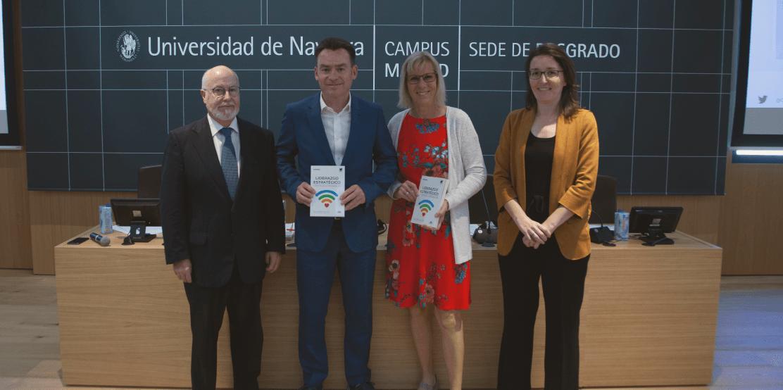 «Liderazgo estratégico y gestión de la comunicación» Nuevo manual de la Biblioteca Corporate Excellence junto a EUSA