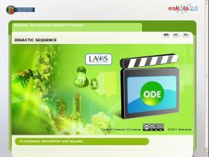 Ecosistemas: terrestres y acuáticos
