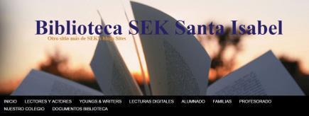 Biblioteca SEK Santa Isabel
