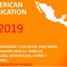 Viernes de lectura: Latin American Communication Monitor 2018-2019
