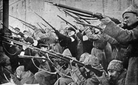 La Revolución Rusa y la construcción de la URSS