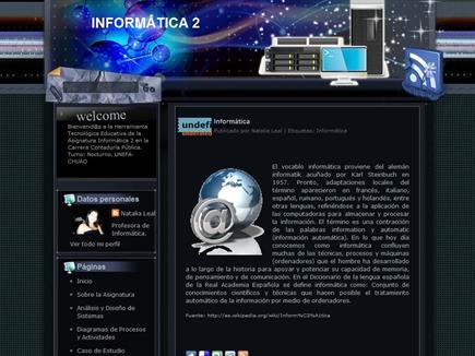 Informática 2