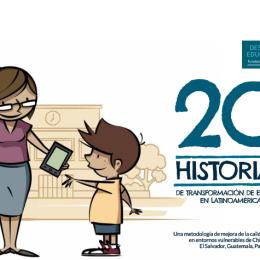 20 historias de transformación de escuelas en Latinoamérica