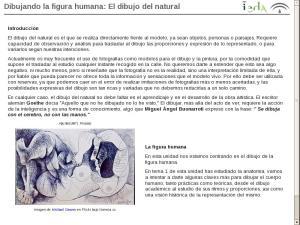 Dibujando la figura humana: El dibujo del natural