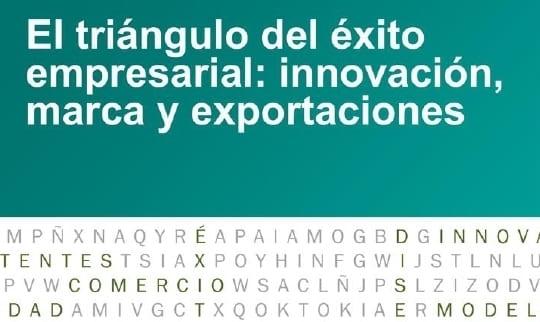 El triángulo del éxito empresarial: innovación, marca y exportaciones