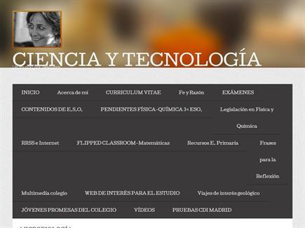 CIENCIA Y TECNOLOGÍA, UN MUNDO POR DESCUBRIR