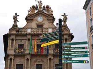 Conociendo la vieja IRUÑA. Descubriendo Pamplona. Navarra
