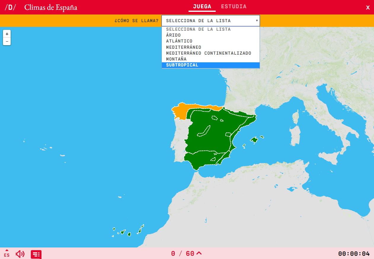 Climas da Península Ibérica