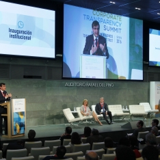 II Corporate Transparency Summit : Retos en materia de transparencia corporativa