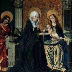 Santa Ana Triple con San Juan Evangelista