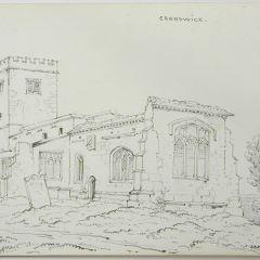 Iglesia de St Peter en Cranswick, Yorkshire (Inglaterra)